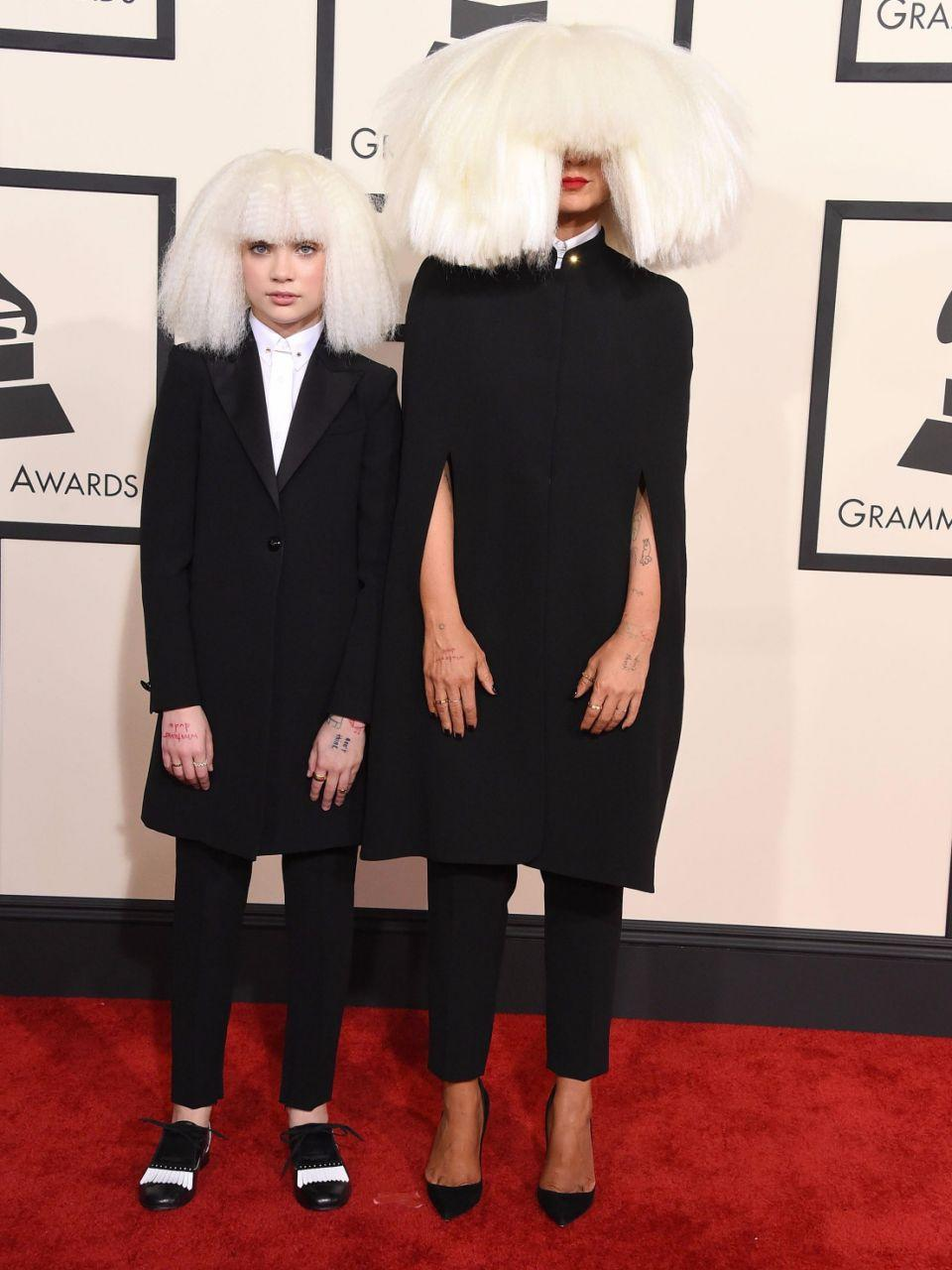 Maddie explained how Sia first contacted her when she was 11. Source: Getty