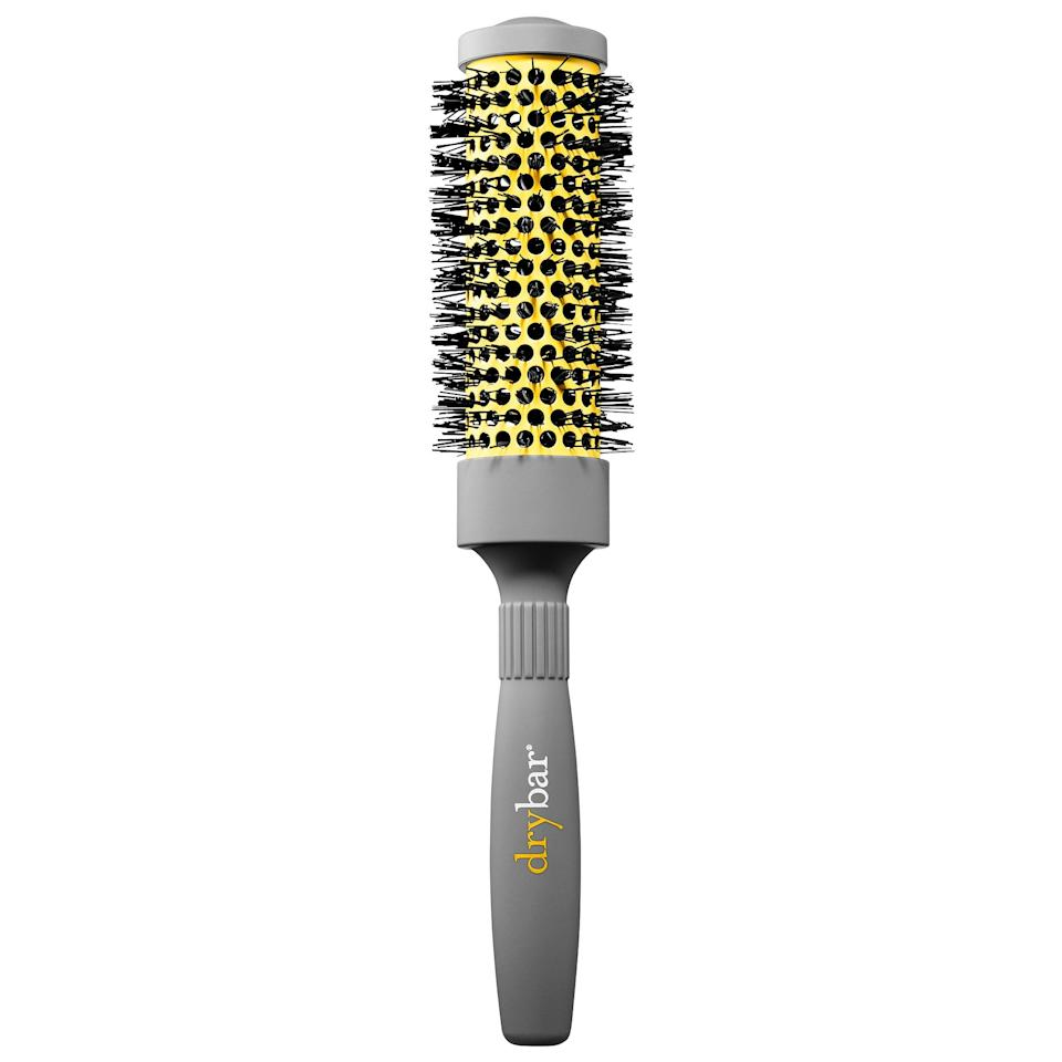 """<p>It's important to get a brush a little skinnier than usual for shorter hair - it makes blowdrying it much easier. I love this <a href=""""https://www.popsugar.com/buy/Drybar-Half-Pint-Small-Round-Brush-556519?p_name=Drybar%20Half%20Pint%20Small%20Round%20Brush&retailer=sephora.com&pid=556519&price=36&evar1=bella%3Auk&evar9=47304367&evar98=https%3A%2F%2Fwww.popsugar.com%2Fbeauty%2Fphoto-gallery%2F47304367%2Fimage%2F47304400%2FDrybar-Half-Pint-Small-Round-Brush&list1=shopping%2Chair%2Cbeauty%20products%2Chaircuts%2Chair%20products%2Cshort%20hair%2Cbeauty%20shopping%2Clob&prop13=api&pdata=1"""" rel=""""nofollow"""" data-shoppable-link=""""1"""" target=""""_blank"""" class=""""ga-track"""" data-ga-category=""""Related"""" data-ga-label=""""https://www.sephora.com/product/half-pint-small-round-brush-P378167?icid2=products%20grid:p378167:product"""" data-ga-action=""""In-Line Links"""">Drybar Half Pint Small Round Brush</a> ($36) because it gives me a lot of control.</p>"""