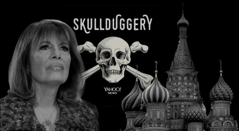 Rep. Jackie Speier and St. Basil's Cathedral