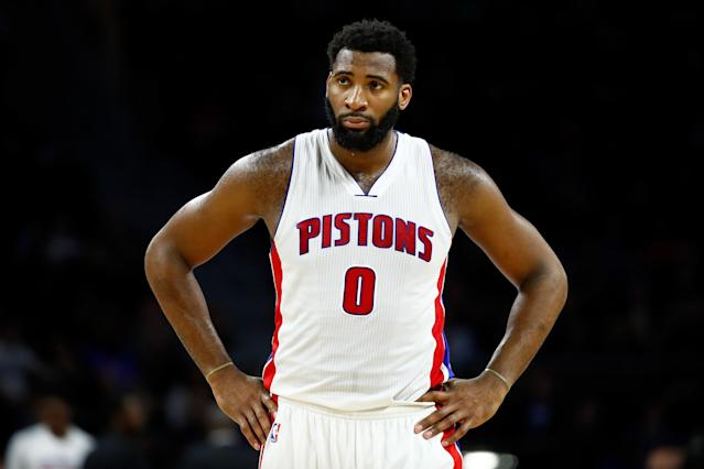 Andre Drummond's value completely changes depending on what kind of Yahoo Fantasy Basketball league you're playing in. (Photo by Gregory Shamus/Getty Images)