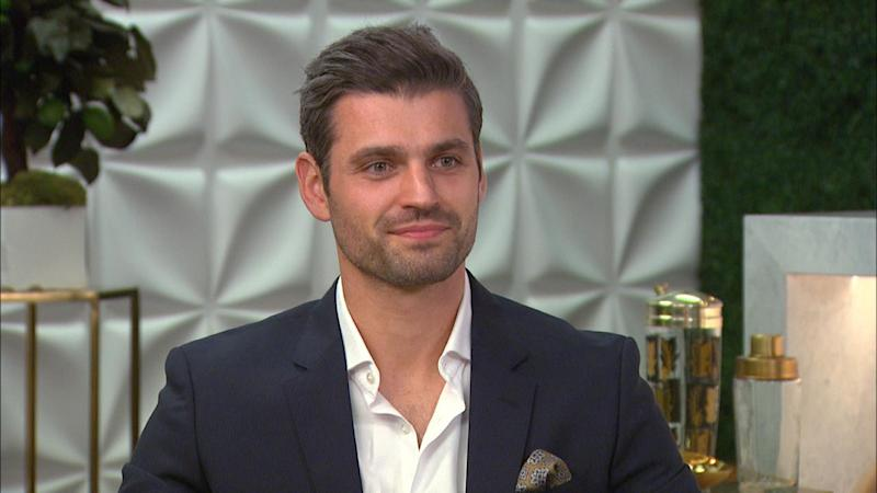 'Bachelorette' Alum Peter Kraus Opens Up About Past Eating Disorder