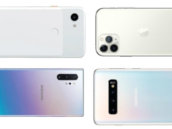 The iPhone 11 Pro is entering a crowded market, with the Galaxy Note 10, Galaxy S10 and Pixel 3: The Independent