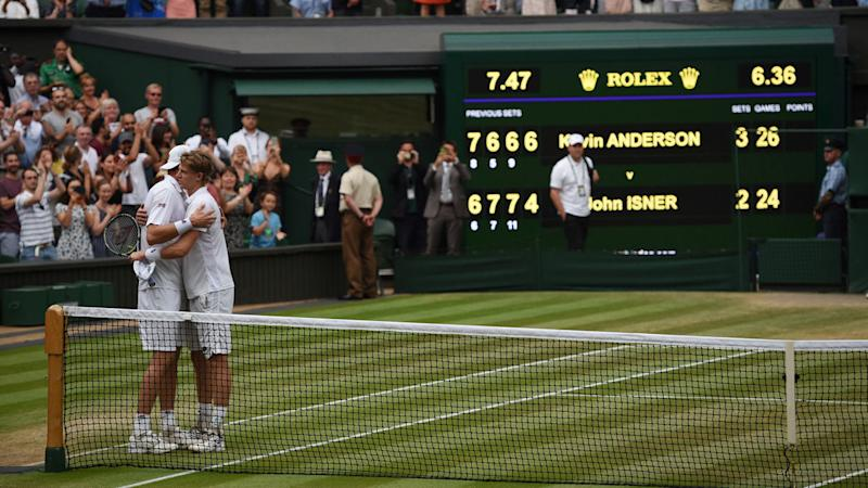No more marathon matches, as Wimbledon brings in final-set tiebreak