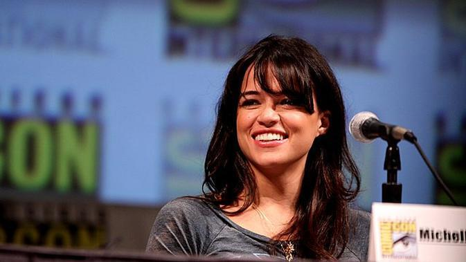 Michelle Rodriguez (Sumber: Wikimedia Commons)