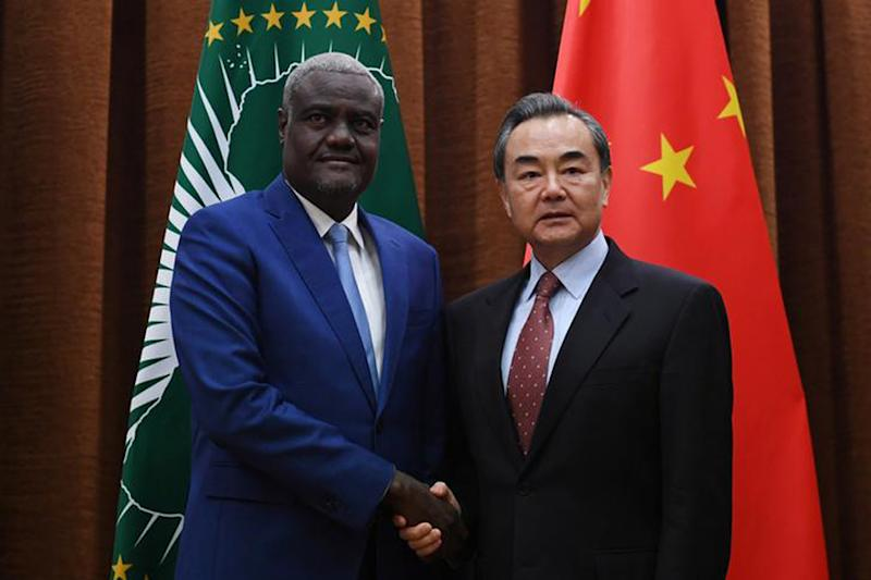 African Union Head Calls China Spying Report 'Lies'