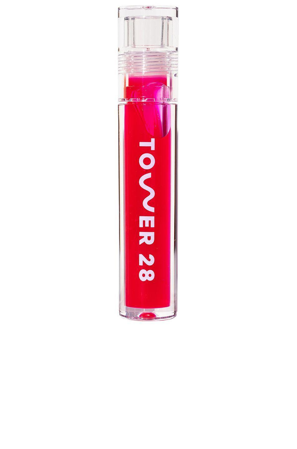 """<p><strong>This year's deal: </strong>If you're obsessed with <a href=""""https://www.tower28beauty.com/products/shine-on-lip-gloss-jelly"""" rel=""""nofollow noopener"""" target=""""_blank"""" data-ylk=""""slk:Tower28's ShineOn Jelly Lip Gloss"""" class=""""link rapid-noclick-resp"""">Tower28's ShineOn Jelly Lip Gloss</a> like we are, you're in luck. You can stock up on the gloss and anything else with 20% off from 11/27-11/30.<br><br><strong><a href=""""https://www.tower28beauty.com/"""" rel=""""nofollow noopener"""" target=""""_blank"""" data-ylk=""""slk:Tower28"""" class=""""link rapid-noclick-resp"""">Tower28</a></strong> <a class=""""link rapid-noclick-resp"""" href=""""https://go.redirectingat.com?id=74968X1596630&url=https%3A%2F%2Fwww.tower28beauty.com%2F&sref=https%3A%2F%2Fwww.redbookmag.com%2Fbeauty%2Fg34669325%2Fblack-friday-cyber-monday-beauty-deals-2020%2F"""" rel=""""nofollow noopener"""" target=""""_blank"""" data-ylk=""""slk:SHOP"""">SHOP</a> </p>"""