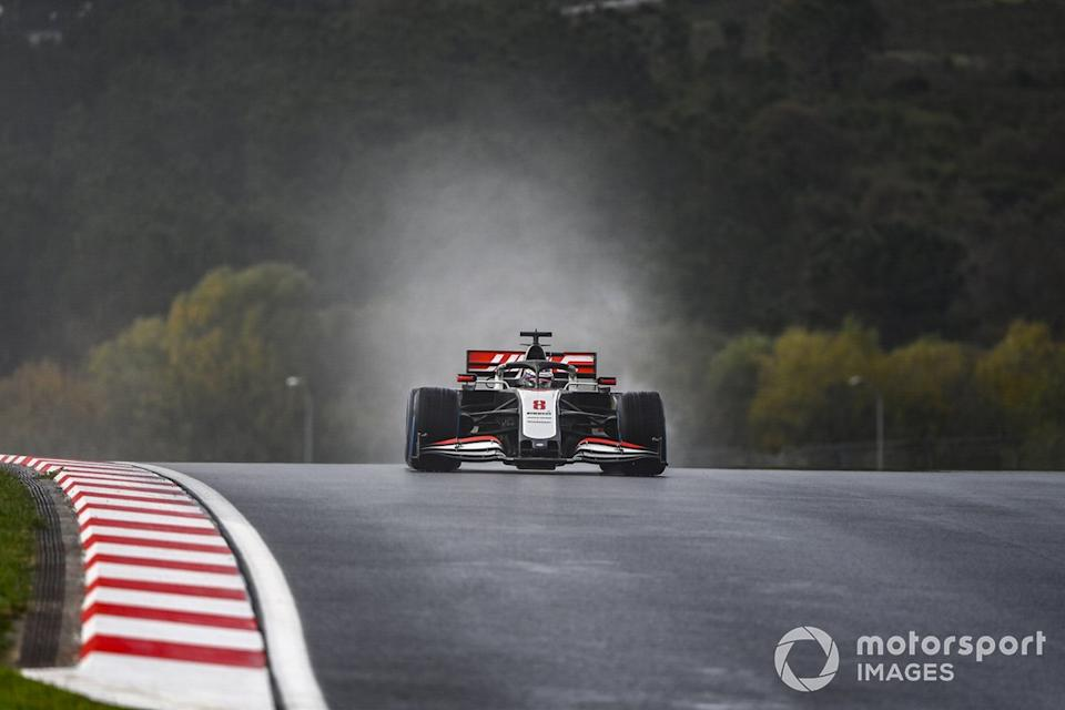 "Romain Grosjean, Haas VF-20<span class=""copyright"">Mark Sutton / Motorsport Images</span>"