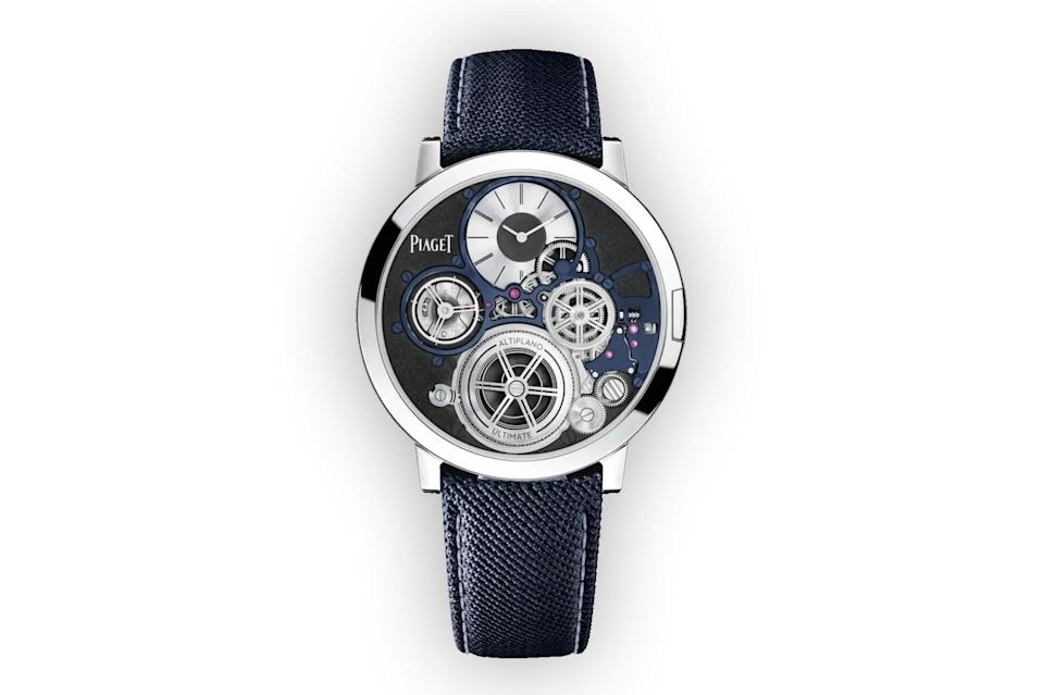 piaget altiplano watch ultimate concept 2021 thinnest watch new luxury