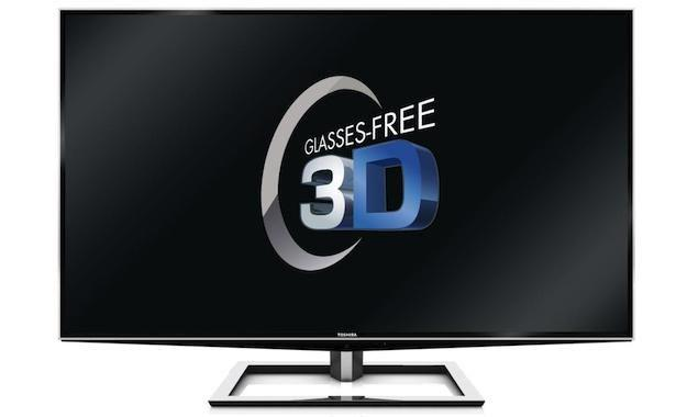 Will the Toshiba ZL2 55-inch, glasses-free 3D television save 3D TV?