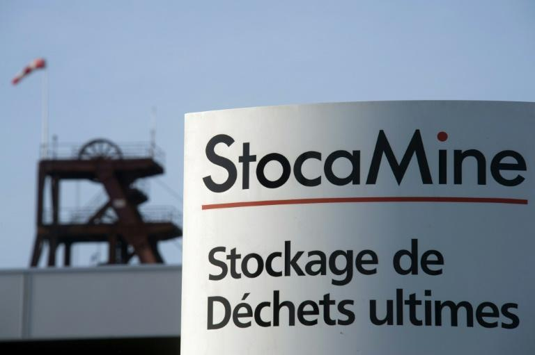 """The Stocamine project was sold to the population as a """"reversible"""" waste storage facility """"at the service of the environment""""."""