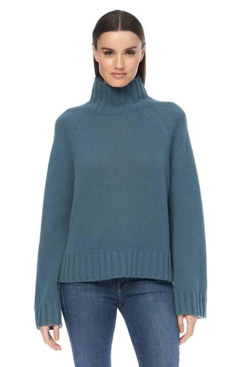 """<br><br><strong>360 Cashmere</strong> Leighton Turtleneck, $, available at <a href=""""https://go.skimresources.com/?id=30283X879131&url=https%3A%2F%2Fwww.360cashmere.com%2Fproducts%2Fleighton"""" rel=""""nofollow noopener"""" target=""""_blank"""" data-ylk=""""slk:360 Cashmere"""" class=""""link rapid-noclick-resp"""">360 Cashmere</a>"""