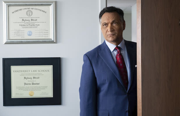NBC Passes on More 'Bluff City Law': Jimmy Smits Drama Will End After Initial 10-Episode Run