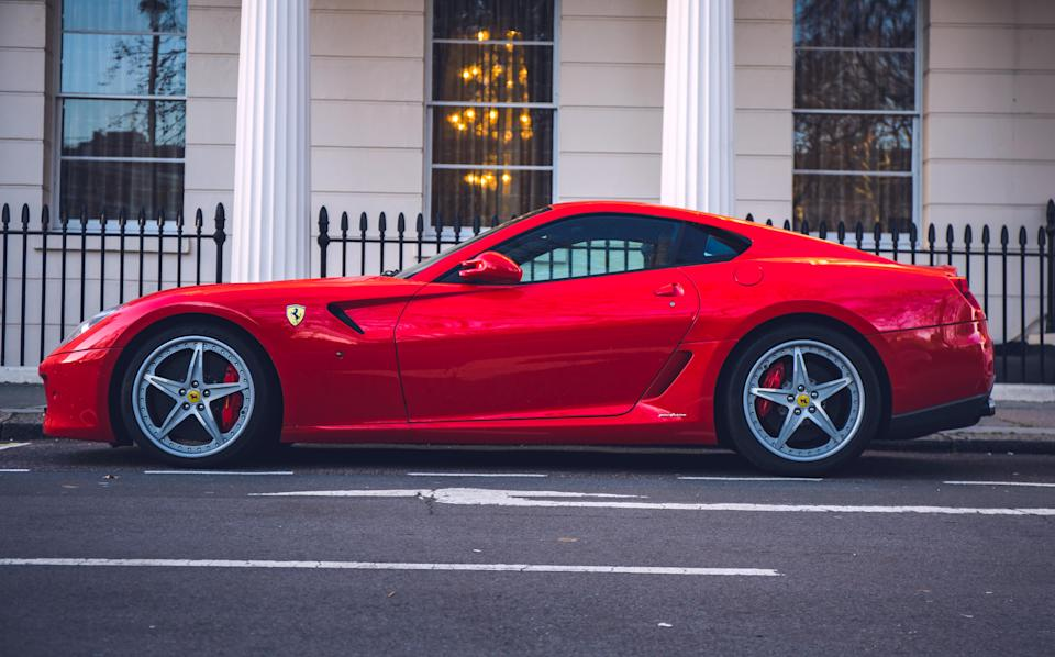 Don't run out and buy that Ferrari just yet. Source: Getty Images
