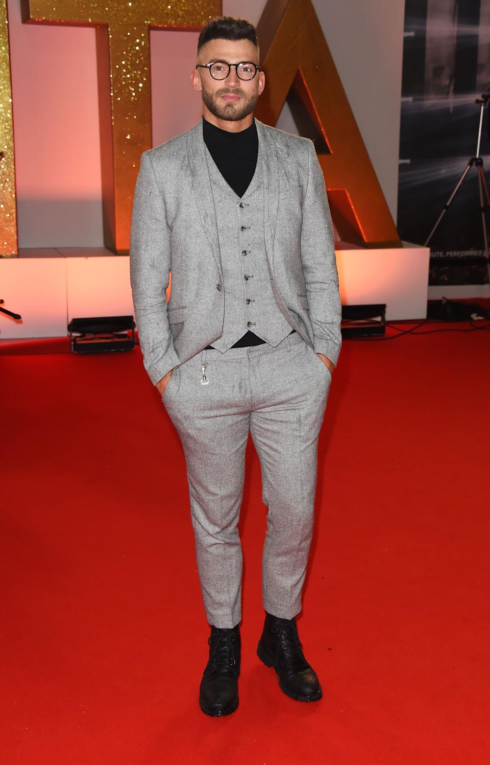 Originally an aspiring singer, Jake appeared on not one but two series of The X Factor, before landing a place on I'm A Celebrity, making it all the way to the final but losing out on the jungle throne to Carl Fogarty.<br /><br />Following this, he and his then-girlfriend appeared on the ITVBe series Seven Days With..., before he later took part in The Jump, sadly crashing out without a win once again.<br /><br />The spell was finally broken for Jake in 2018, when he was crowned champion of Dancing On Ice, alongside his partner Vanessa Bauer.