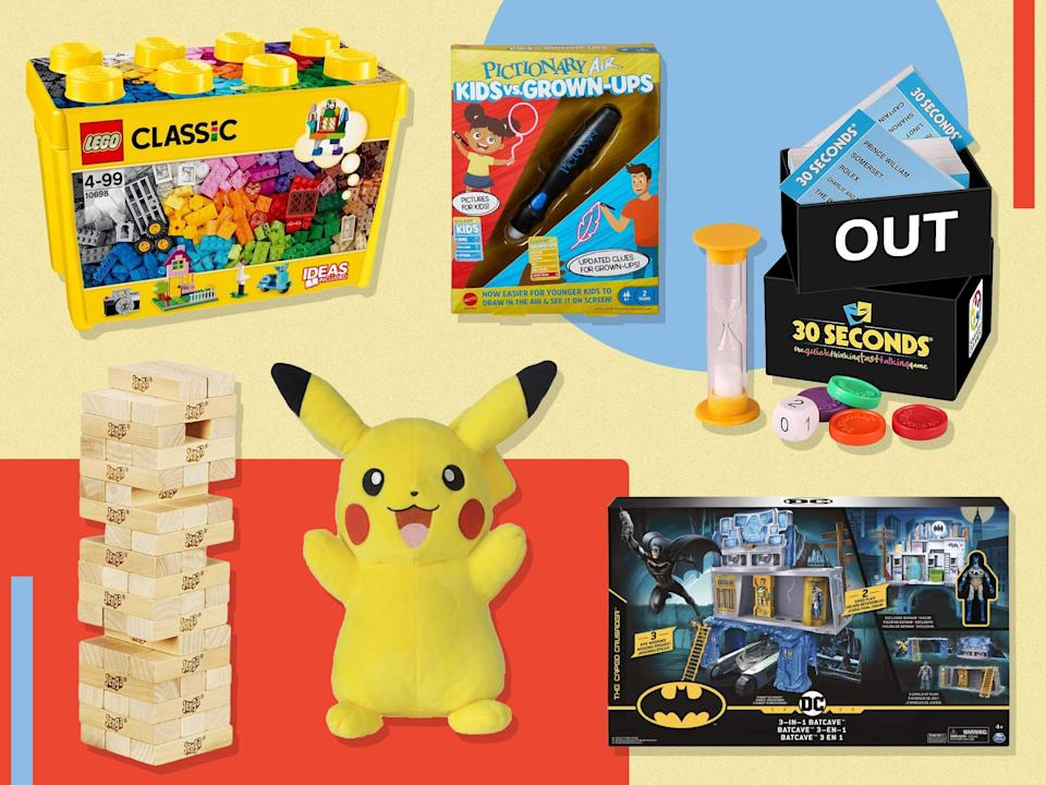 Pick up a Pikachu, board game or Barbie for less with the second day of Prime Day deals (The Independent)