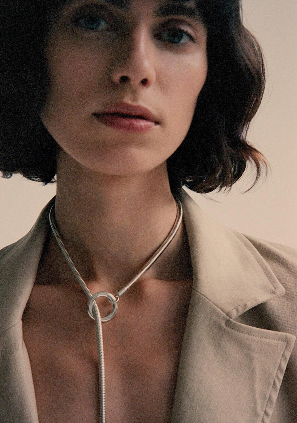 """<strong><h2>Luz Ortiz</h2></strong>Dominican-born designer Luz Ortiz creates accessories mixing her Caribbean upbringing and the modern, industrial, and organic shapes that surround her in New York City, where she lives. Each piece is handcrafted in Ortiz's studio using precious metals and natural stones. <br><br><em>Shop <a href=""""https://www.luzortiznewyork.com/"""" rel=""""nofollow noopener"""" target=""""_blank"""" data-ylk=""""slk:Luz Ortiz"""" class=""""link rapid-noclick-resp"""">Luz Ortiz</a></em><br>"""