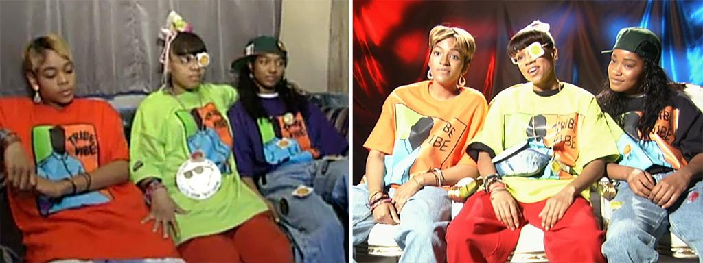 Crazy Sexy Cool: The TLC Story - Interview - T-Boz, Left Eye, & Chilli