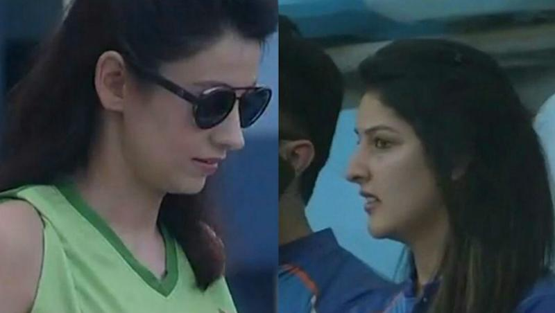 Pakistani Beauty Navya Narora vs Pretty Indian Spectator, Twitter at War After India vs Pakistan Asia Cup 2018 Clash