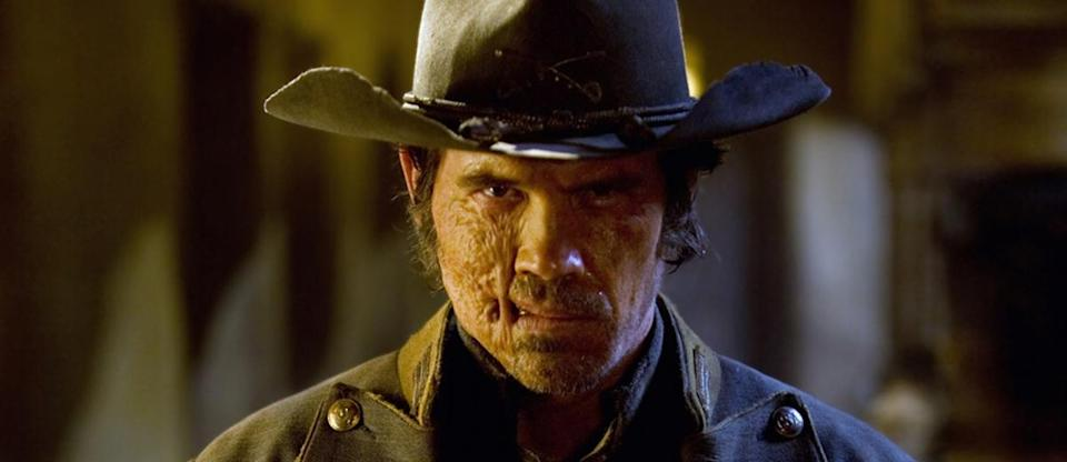 Josh Brolin's 2010 comic book adaptation Jonah Hex was savaged by critics and flopped at the box office (WB)