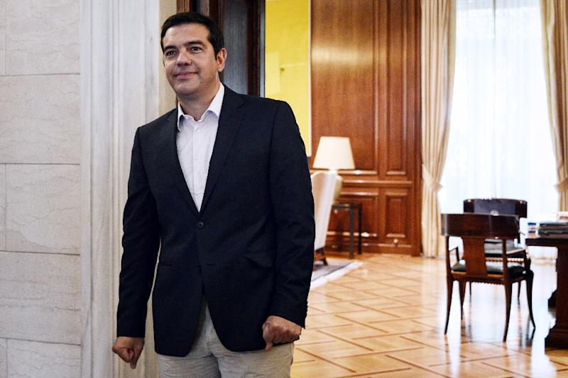 Greek Prime Minister Alexis Tsipras, seen in Athens on August 25, 2015, remains popular, although in the absence of recent opinion polls it is difficult to know whether he could win an absolute majority in the forthcoming poll
