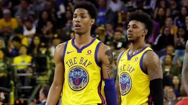 In July 2017, the Warriors gave their taxpayer mid-level exception to Nick Young ...