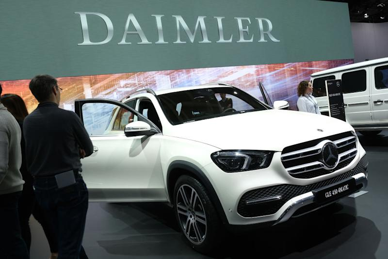 Daimler AG (Getty)