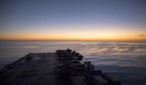 BAE Systems to Enhance Maritime Operations and Flight Safety Systems aboard Large Deck U.S. Navy Ships and New Construction Aircraft Carriers