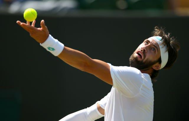 Nikoloz Basilashvili is facing domestic violence charges in his home country