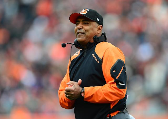 Marvin Lewis, with zero playoff wins, gets contract extension from Cincinnati Bengals