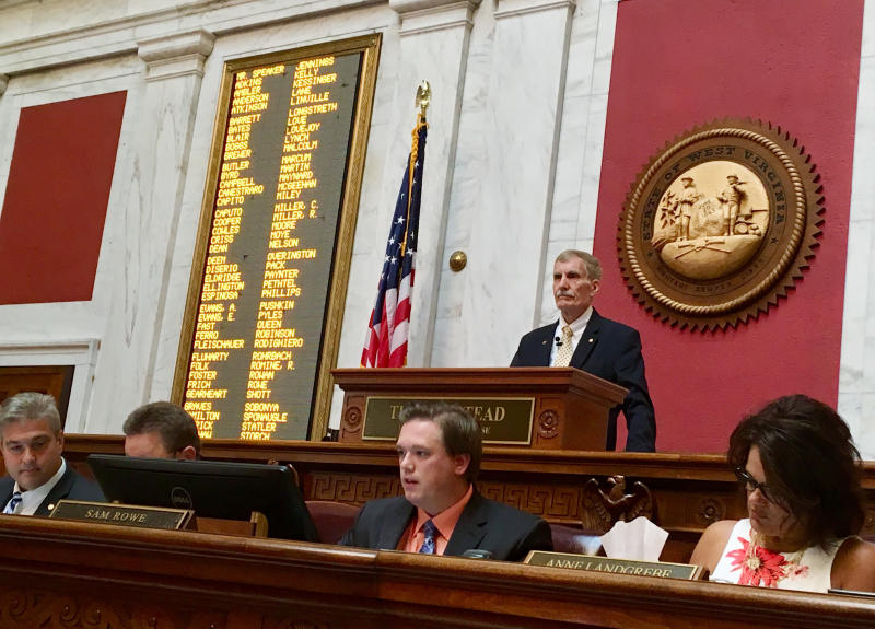 The Latest: All 4 West Virginia justices impeached