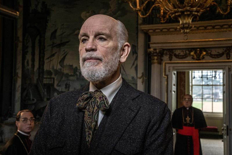 Sequel: Malkovich stars in the new series from Paolo Sorrentino