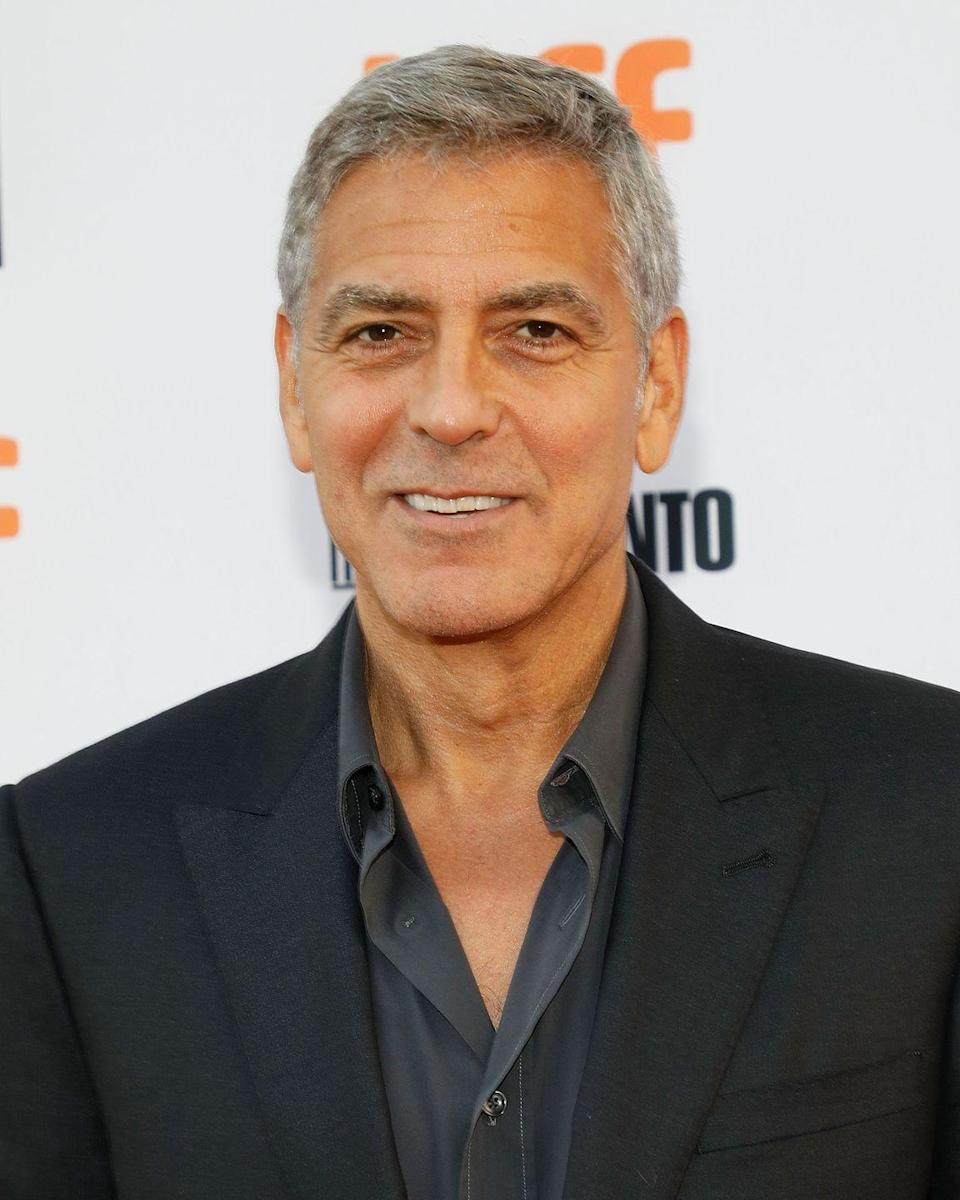 """<p>Supposedly, Clooney requested a hot tub, <a href=""""https://moviepilot.com/posts/2822175"""" rel=""""nofollow noopener"""" target=""""_blank"""" data-ylk=""""slk:custom-made beach hut"""" class=""""link rapid-noclick-resp"""">custom-made beach hut</a>, and basketball court to be installed near his trailer while making the movie <em>Gravity</em>.</p>"""