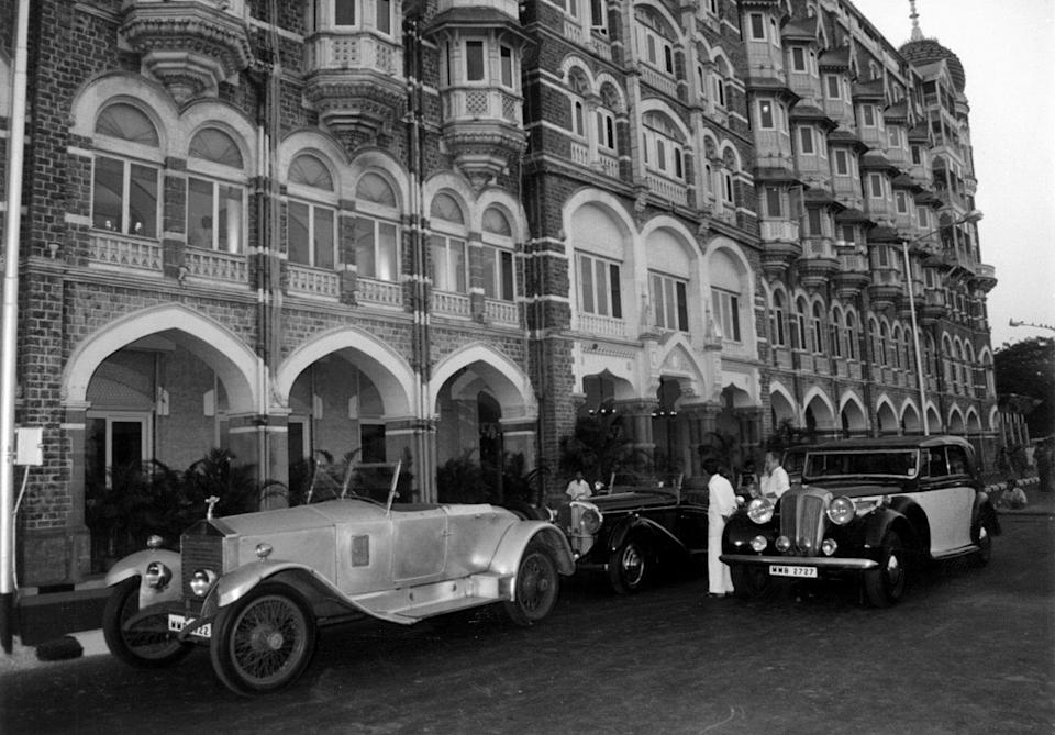 Unknown to most, The Taj Mahal Palace, Mumbai preceded the famous Gateway of India by over 20 years. Until then, the hotel was the first sight for ships calling at the Bombay Port