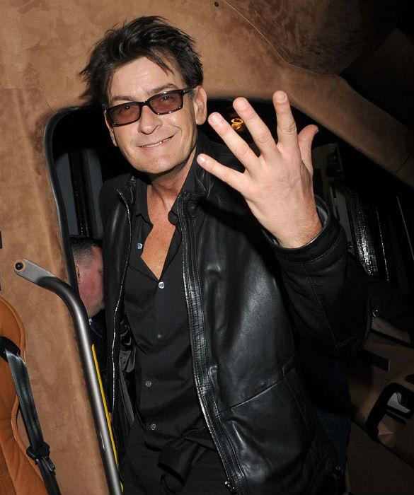 Charlie Sheen Desperate To Meet Helen Flanagan After Being 'Mesmerised' By Star's Photo