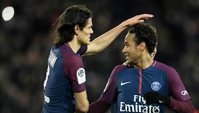 Could the PSG stars finally be on the brink of a beautiful friendship? And at least the Italy international has moved on from the fireworks