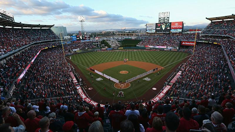 Anaheim Angels Hope To Buy Time For Stadium Lease Talks