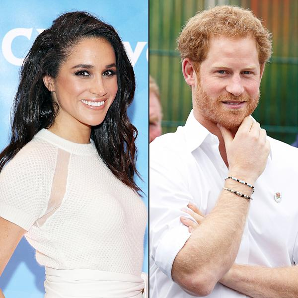 Sources tell Us Weekly that Meghan Markle is staying at Prince Harry's Kensington Palace home after flying in from Toronto — get the latest details