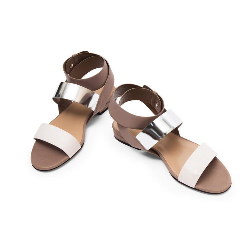 """<a rel=""""nofollow noopener"""" href=""""https://arnocooperative.com/products/anna-ivory-silver-stone"""" target=""""_blank"""" data-ylk=""""slk:Arno Anna Sandal In Ivory, Arno, $198These shoes were made for walking! Handmade in Tuscany, these sandals are not only gorgeous but neutral enough to be worn with everything from a summer dress to boyfriend jeans."""" class=""""link rapid-noclick-resp"""">Arno Anna Sandal In Ivory, Arno, $198<p><span>These shoes were made for walking! Handmade in Tuscany, these sandals are not only gorgeous but neutral enough to be worn with everything from a summer dress to boyfriend jeans. </span></p> </a>"""