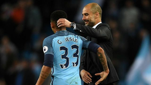 Man City will finish the season without a major honour and Pep Guardiola is rueful of the spell when injury robbed him of Gabriel Jesus.