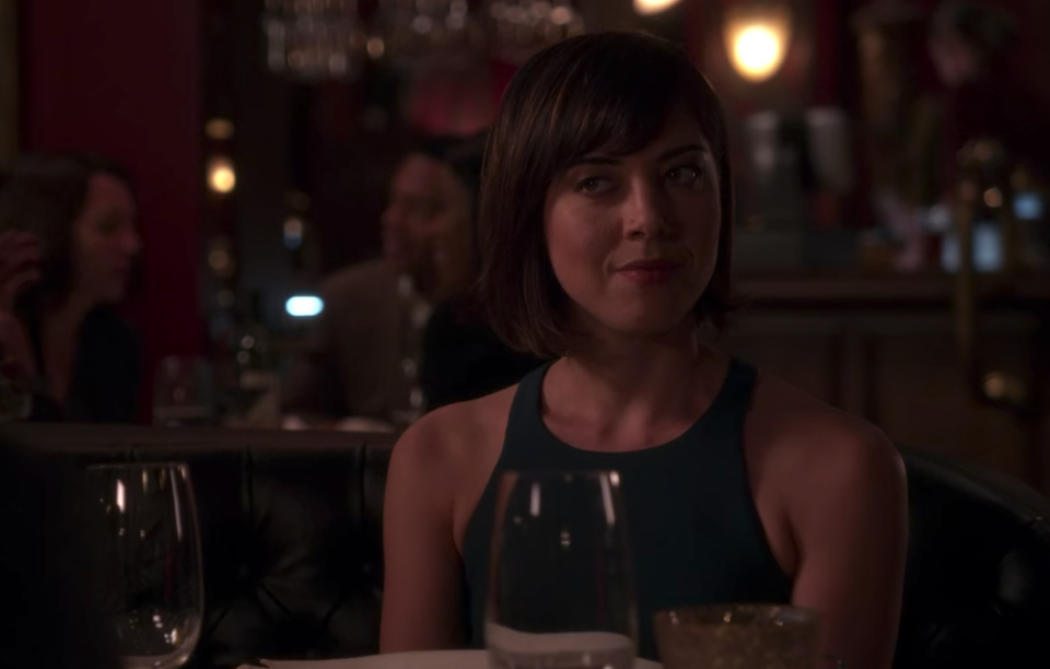 "<p>Hit woman, narcissist, international serial killer—what's not to love about Cat Adams, Aubrey Plaza's role on <em>Criminal Minds</em>? There is the whole ""obsessed with Spencer Reid to the point of being dangerous"" thing, but you can't deny that Cat makes for some entertaining TV. </p><p>Aubrey told <a href=""https://tvline.com/2016/01/11/aubrey-plaza-criminal-minds-interview-season-11-video/"" rel=""nofollow noopener"" target=""_blank"" data-ylk=""slk:TV Line"" class=""link rapid-noclick-resp""><em>TV Line</em></a> that her real-life friend Matthew Gubler sent her the script for the episode, and she was in right away. ""To be totally honest, I haven't watched much of the show,"" she said. ""I just thought playing that role would be really fun. There aren't many opportunities for me to play a psychopath that has planted a bomb in a restaurant and who's holding a gun under a table trying to kill an FBI agent. That's some juicy stuff. I don't care what show it's on.""</p>"
