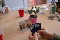 <p>For a fun time on Christmas morning, you've got to gift them the <span>What Do You Meme? Party Game</span> ($30).</p>