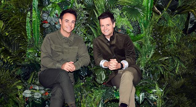 Ant and Dec are back together on I'm A Celebrity (Credit: ITV)
