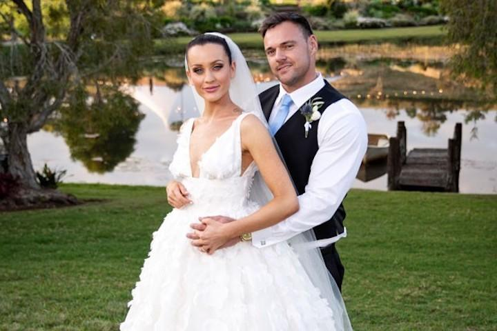 Ines and Bronson on MAFS