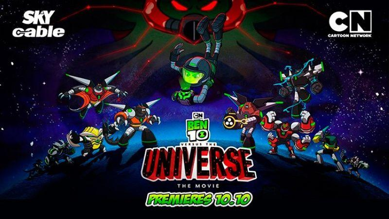 SKYCable to air new Ben 10 movie on Cartoon Network