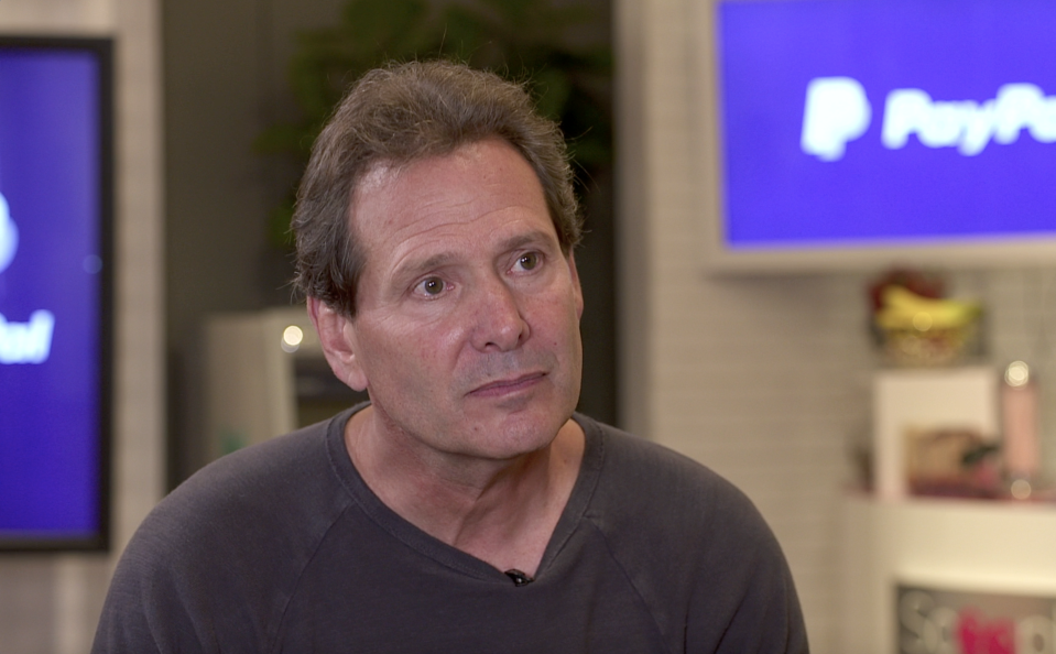 """""""I actually think there's going to be more change in the financial services industry in the next 5 years than there's been in the last 30,"""" PayPal CEO Dan Schulman told Yahoo Finance."""