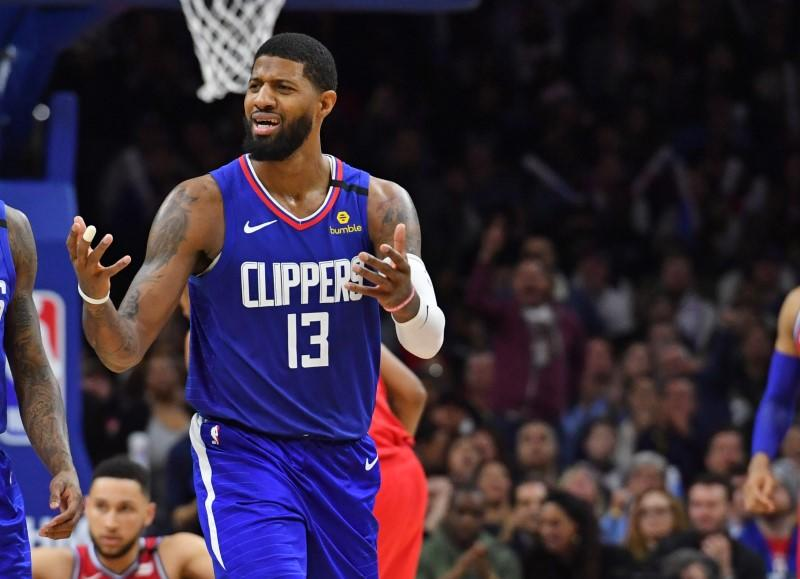 Clippers' Paul George fined $35K for 'home cooking' comments