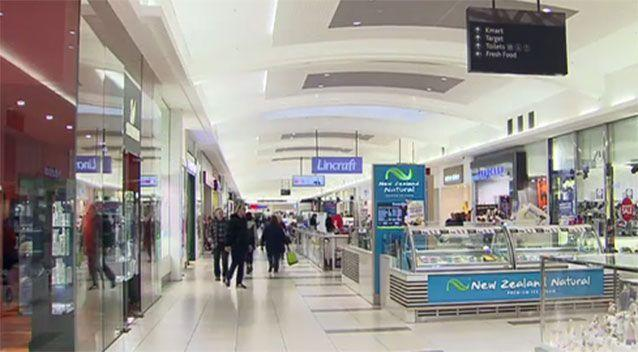 Inside the Northland Shopping Centre. Source: 7News