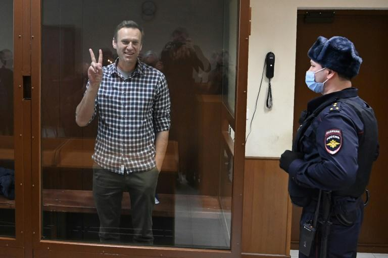 Navalny's supporters say the cases against him are a pretext to silence his corruption exposes and quash his political ambitions