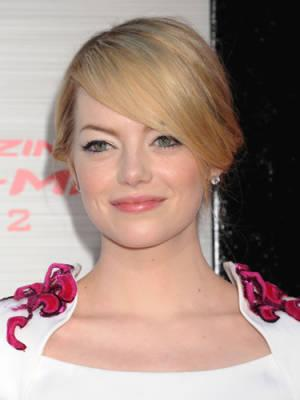 "<div class=""caption-credit""> Photo by: Getty Images</div><div class=""caption-title"">Emma Stone</div>The <i>Spiderman</i> starlet recently said in an interview that her allergies prevent her from putting many products on her skin, so she uses <a rel=""nofollow"" href=""http://www.cosmopolitan.com/hairstyles-beauty/beauty-blog/emma-stone-beauty-secrets-012512?link=emb&dom=yah_life&src=syn&con=blog_cosmo&mag=cos"" target=""_blank""><b>natural grapeseed oil</b></a> from the grocery store. ""I just use [it] on my face as a moisturizer,"" explains Emma. ""After the shower, I pat it on, and then I'll use it throughout the day and at night."" <br> <b>Related: <a rel=""nofollow"" href=""http://www.cosmopolitan.com/hairstyles-beauty/skin-care-makeup/ways-to-remove-self-tanner?link=rel&dom=yah_life&src=syn&con=blog_cosmo&mag=cos"" target=""_blank"">Easy Ways to Fix Self-Tanner Screw-ups</a> <br> Related: <a rel=""nofollow"" href=""http://www.cosmopolitan.com/hairstyles-beauty/skin-care-makeup/ways-to-get-rid-acne?link=rel&dom=yah_life&src=syn&con=blog_cosmo&mag=cos"" target=""_blank"">8 Ways to Get Rid of Acne</a> <br> Related: <a rel=""nofollow"" href=""http://www.cosmopolitan.com/hairstyles-beauty/skin-care-makeup/jennifer-aniston-hair-and-the-men-she-has-dated?link=rel&dom=yah_life&src=syn&con=blog_cosmo&mag=cos"" target=""_blank"">What Jennifer Aniston's Hair Says About Her Love Life</a></b>"