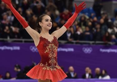 The 2018 Winter Games experienced a second wardrobe malfunction in figure skating when Gabriella Papadakis of France revealed a little more than just her Olympic gold medal ambitions in the ice dance competition. Here's a look at the best and worst costumes thus far.